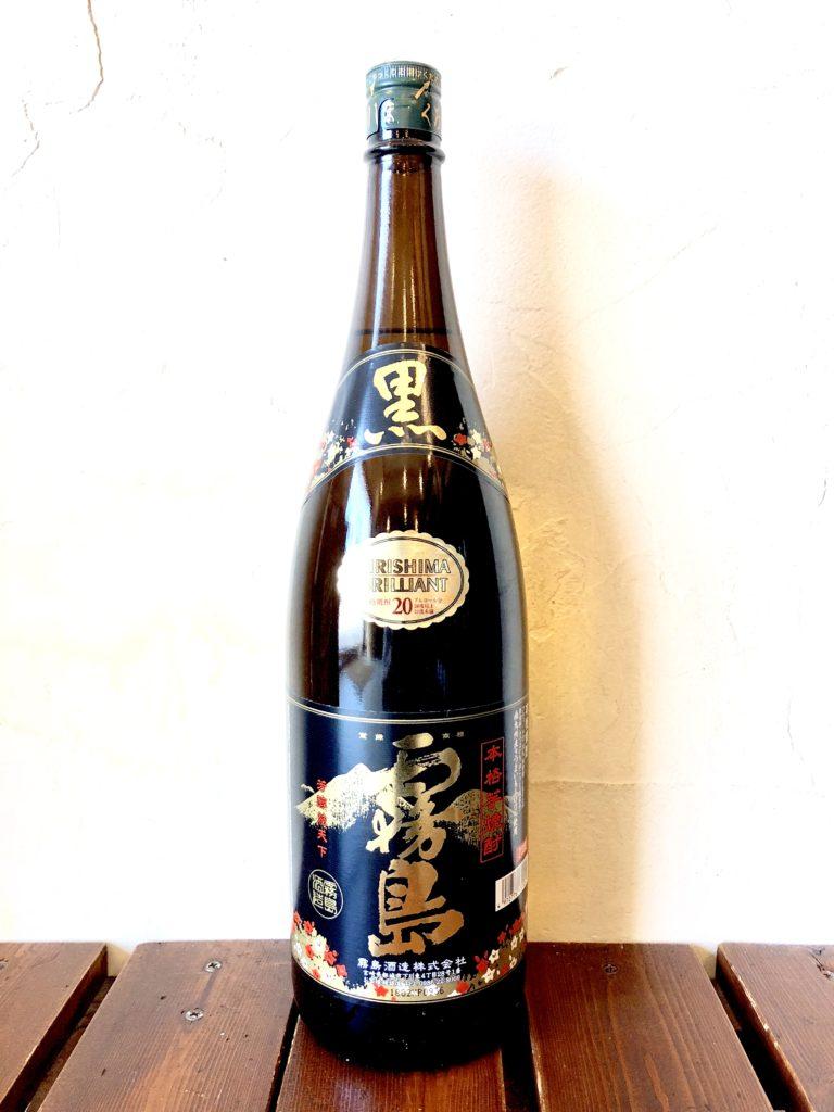 芋焼酎20° 「黒霧島20°」 (宮崎県/霧島酒造)