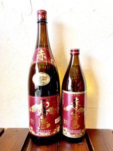芋焼酎25° 「赤霧島25°」 (宮崎県/霧島酒造)